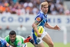 Sam Tomkins has impressed in pre-season action. Photo / Greg Bowker