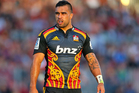 Liam Messam has played almost 4000 minutes for the Chiefs over the past three seasons. Photo / Getty Images