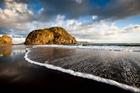 Whatipu Beach. Photo / Richard Robinson