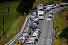 NZTA urges drivers to pick travel times carefully and, where possible, to use alternative routes. Photo / Sarah Ivey
