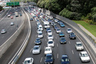Congestion was worst on Dec 27 in Auckland. Photo / SNPA