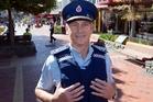 Police Comissioner Mike Bush. Photo Mark Mitchell