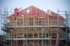 Auckland is building 7,700 houses a year, but it needs 13,000. Photo / Paul Estcourt