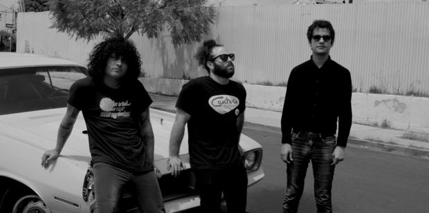Antemasque, one of the bands appearing at Westfest.