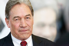 NZ First leader Winston Peters. Photo / Andrew Warner, Bay of Plenty Times