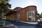 The designers say the Devonport Library is being used in ways they hadn't envisaged. Photo / Brett Phibbs