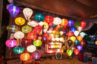 With its candle-lit lanterns, Hoi An is a pretty tourist mecca. Photo / 123RF