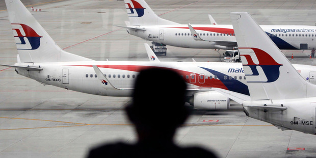Sunday marks one year since MH370 disappeared en route from Kuala Lumpur to Beijing. Photo / AP