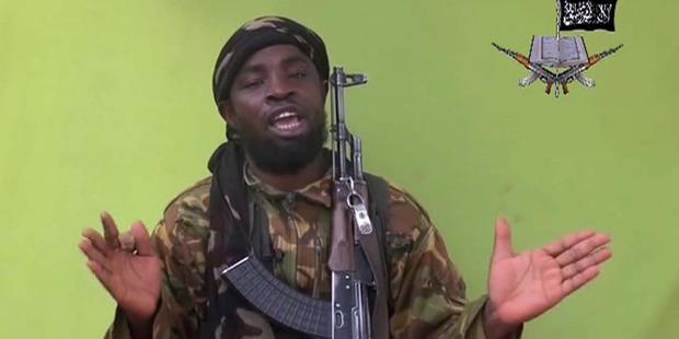 Boko Haram's leader Abubakar Shekau. File photo / AP