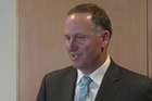 John Key says new claims around intelligence collection are wrong - but he won't say why. He also says the GCSB is acting legally - but won't say how. And he says we are spying - but won't say on who. The Prime Minister has fronted media after a day of controversy caused by the publication of documents taken by whistleblower Edward Snowden while a contractor for the United States' National Security Agency.