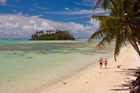 While in Rarotonga, try exploring one of the many beautiful lagoons. Photo / 123RF