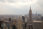 The view from the Top of The Rock Observation deck in Manhattan. Photo / Thinkstock