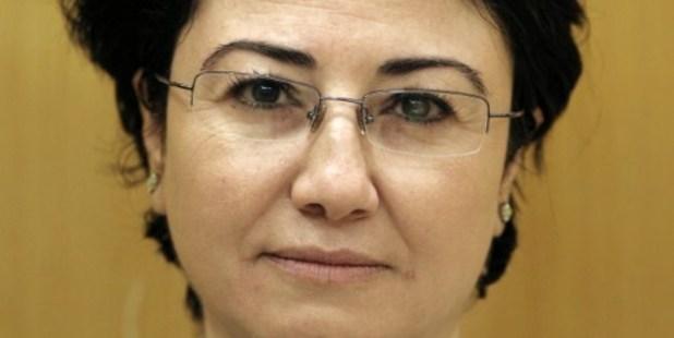 Israeli Arab member of parliament Hanin Zuabi. Photo / AFP