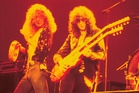Led Zeppelin have been accused of plagiarising several of their songs.