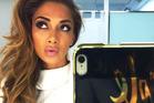 Nicole Scherzinger says taking selfies is a great way to get over a break-up. Photo/Instagram