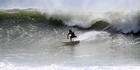 Waves at Waipu Cove