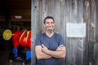 Serj Tankian values quiet time in New Zealand. Photo / Michael Craig