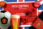 Hotel Football touts itself as a place where you can eat, drink and sleep football. Illustration / Rod Emmerson