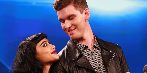 Former X Factor judges Natalia Kills and Willy Moon have been sacked from the show. Photo / Norrie Montgomery