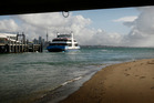A plump purse full of assets was found at the Devonport wharf. But one asset was missing. Photo / Greg Bowker