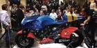 Britten bike rescued and restored after Quake