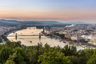 A view of Budapest. Photo / 123RF