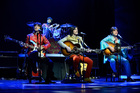 The Beatles theatrical tribute Let It Be. (supplied)