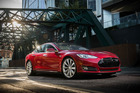 The Tesla Model S is currently used by the British Government but there are no distributors in NZ.