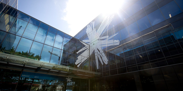 Spark half year profits rose to $158 million from $145 million last year. Photo: Dean Purcell.