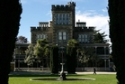 Historic Larnach Castle is open for day trips and overnight stays. Photo / NZME.