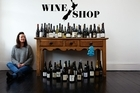 A New Zealand woman is vying to raise £35,000 to launch a specialist wine store in London.