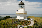 The Manukau Heads Lighthouse on the Awhitu Peninsula. Photo / Greg Bowker