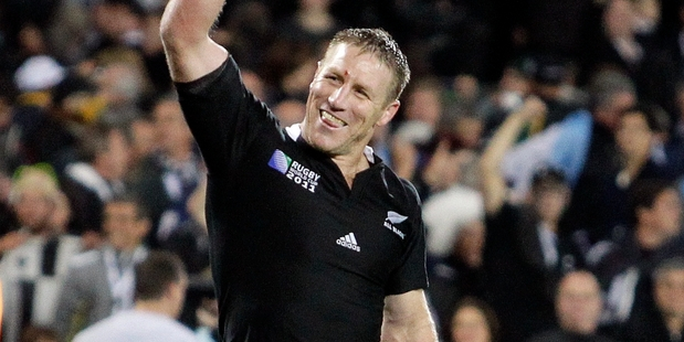 Brad Thorn has retired from playing rugby after a trophy-packed career in both forms of the game. Photo / Sarah Ivey