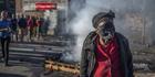 Photos: Terror on the streets of Johannesburg