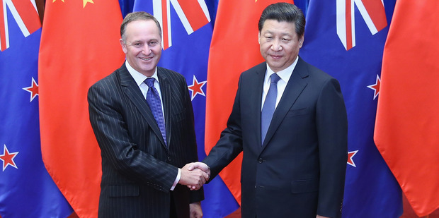 The files show how, under the John Key National govt, spying has been prioritised against China, NZ's largest and most important trading partner. Photo / Getty Images