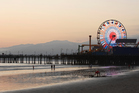 The famous Santa Monica Pier is more than 100 years old. Photo / Thinkstock