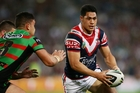 Roger Tuivasa-Sheck surprised many with his decision to sign with the Warriors. Photo / Getty Images