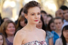 Actress Carey Mulligan. Photo / AP