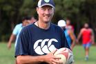 Taniwha head coach Richie Harris. Photo / John Stone