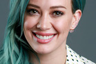 Hilary Duff is going on her first Tinder date after filing for divorce. Photo/AP
