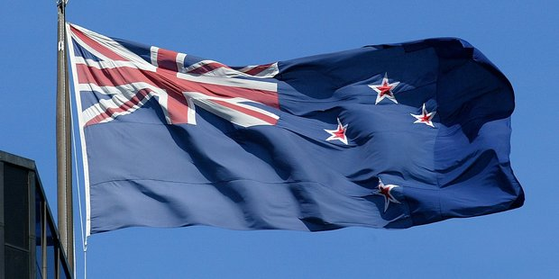 The silver fern was the front runner for an alternative flag in the Herald poll, preferred by 45 per cent. Photo / Martin Sykes