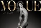 Gisele Bundchen's new May spread in <i>Vogue Brasil</i>. Photo / Instagram, Vogue Brasil