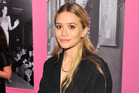 Ashley Olsen has been diagnosed with Lyme disease. Photo / Getty Images