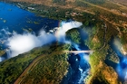 Victoria Falls, in Zimbabwe, are regarded as one of the Seven Wonders of the World. Photo / 123RF