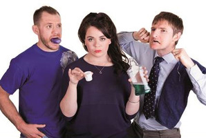 Comedy review: Wash Your Mouth Out