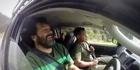 Willie Apiata and Marc Ellis go hunting
