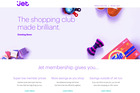 Jet.com believes many shoppers are not doing much online because the prices are not enticing enough.