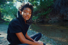 Willow Smith in her new music video for F Q-C #7. Photo / YouTube
