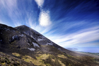 Legend has it that St Patrick endured a 40-day ritual of fasting and penance on the heights of Croagh Patrick mountain. Photo / Thinkstock