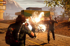 A scene from the video game State of Decay: Year-One Survival Edition
